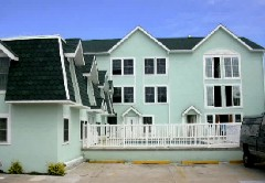 215 EAST HAND AVENUE #8 - WILDWOOD SUMMER RENTALS - SEABIRD CONDOMINIUMS - Three bedroom, two bath vacation home located at the Sea Bird Condominiums in Wildwood. Amenities include pool, central a/c, washer/dryer and is located two blocks to the beach and boardwalk.