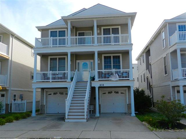 231 EAST TAYLOR AVENUE #100 - SUMMER VACATION RENTAL IN WILDWOOD - Four bedroom, two bath vacation home located beach side in Wildwood. Home offers a full kitchen with range, fridge, dishwasher, disposal, microwave, icemaker, coffeemaker, blender and toaster. Amenities include central a/c, washer dryer, 3 car off street parking, balcony and wifi. Sleeps 10, 2 queen, 2 full, 2 twin. Wildwood Rentals, North Wildwood Rentals, Wildwood Crest Rentals and Diamond Beach Rentals in all price ranges for weekly, monthly, seasonal and weekend vacation rentals plus Wildwood real estate sales of homes, condos, vacation and investment properties in and around Wildwood New Jersey. We offer over 400 properties plus exclusive vacation homes so you can book the shore rental of your choice online and guarantee your vacation at the Shore. Rent with confidence at Island Realty Group!