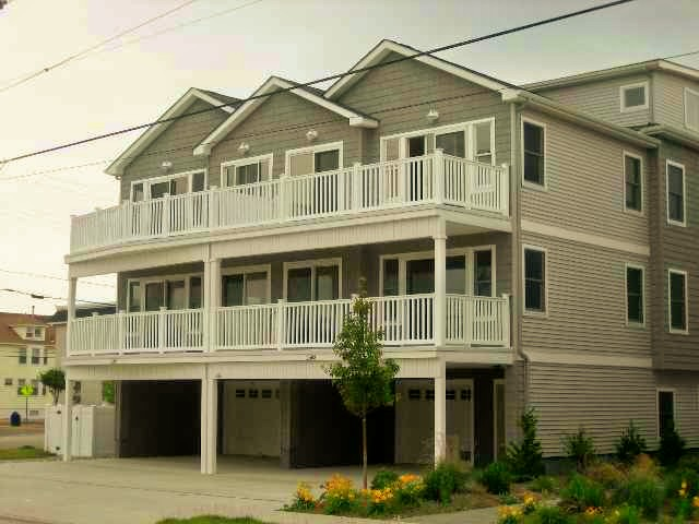 Lovely 2508 SURF AVENUE UNIT 200   NORTH WILDWOOD LUXURY CONDO FOR RENT WITH POOL    North