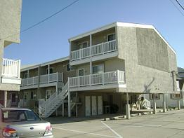 North Wildwood Rentals at Echo Bay at 309 Surf Avenue in North Wildwood New Jersey