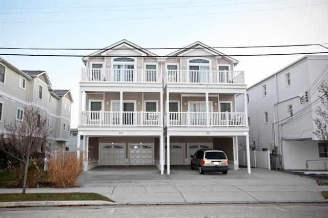 315 EAST 26TH AVENUE UNIT A - Located only steps from the beach and boards in North Wildwood this 3 bedroom 2 bath home is beautifully appointed and offers all the comforts of home.