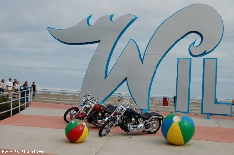 Wildwood Bikers Roar to the Shore Weekend Rentals at Wildwoodrents.com offered by Island Realty Group